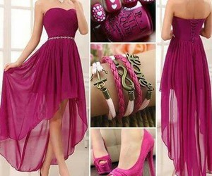 dreamy, highheels, and dress image