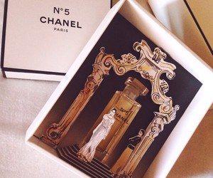 beauty, chanel, and parfum image