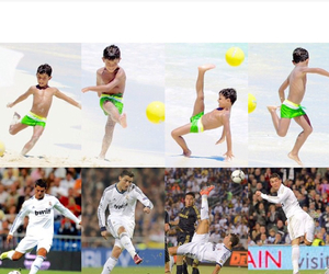 aww, beach, and cristiano image