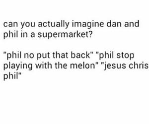 amazingphil, dan and phil, and phan image