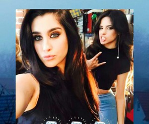 edit, lockscreen, and lauren jauregui image