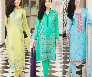 party wear, taana baana, and party wear dresses image