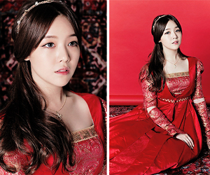 girl's day and minah image