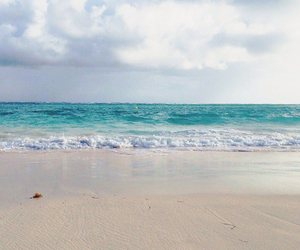 beach, beautiful places, and holidays image