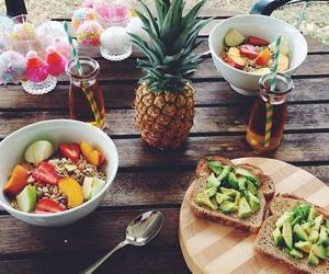 cool, summer, and food image