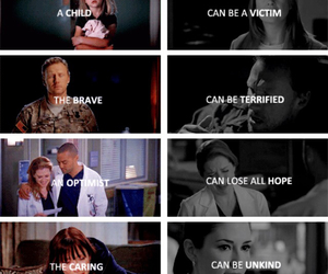 greys anatomy, alex karev, and meredith grey image