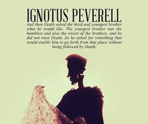 harry potter, brothers, and peverell image