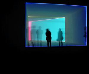 grunge, glow, and light image