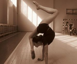 flexibility, flexible, and gymnastics image