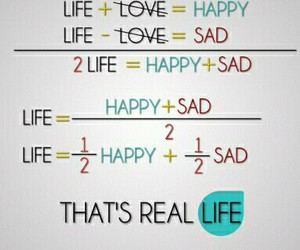 life, happy, and real life image