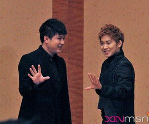 shindong, sungmin, and super junior image