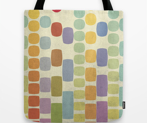bag, pattern, and retro image