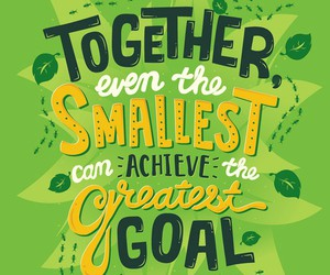 goal, quotes, and together image