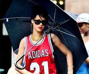rihanna and adidas image