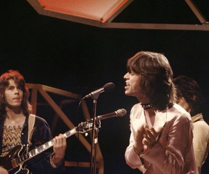 mick jagger, the rolling stones, and mick taylor image