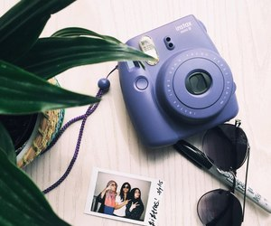 camera, technology, and instax image