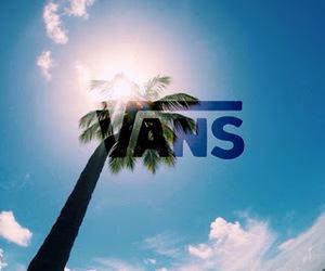 design, sunshine, and vans image