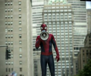 spiderman, peter parker, and andrew garfield image