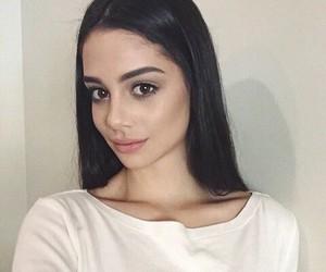 girl, albanian, and beauty image