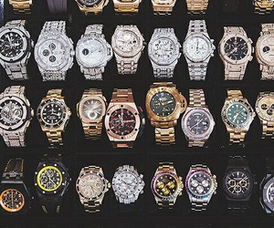 luxury, men, and watch image