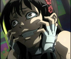 deadman wonderland, anime, and crazy image