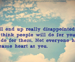 heart, you, and dissapoint image