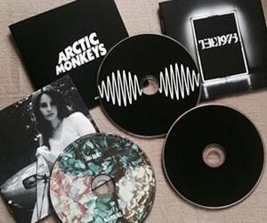 grunge, arctic monkeys, and cds image