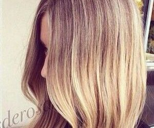beautifull, hair, and style image