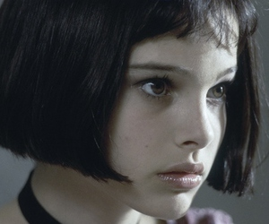 natalie portman, leon, and mathilda image