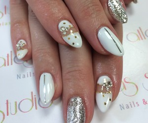 design, nails, and pretty image