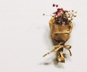 gypsophila and mini bouquet image