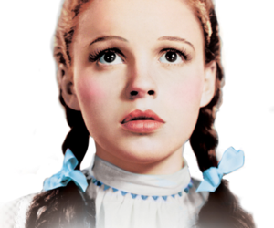 The wizard of OZ, dorothy, and vintage image
