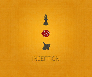 Christopher Nolan, movie, and inception image