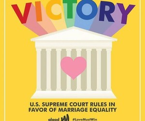 equality, marriage, and wins image