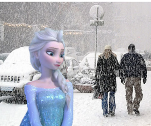 princess, elsa, and frozen. disney image