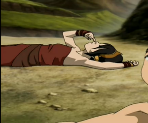 avatar, toph, and earth image