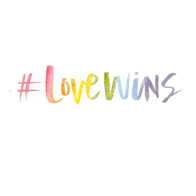 Love Wins Quotes Best Love Wins 💛💚💙💜🌈 Discovered By Niveetha On We Heart It