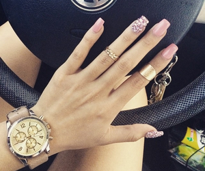 cool, pink, and fashion image