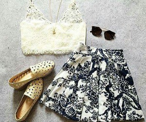 outfit and summer image