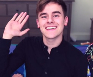 a work in progress, connor franta, and ️youtubers image
