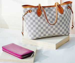 bag, Louis Vuitton, and luxe image