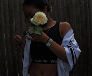 wolftyla and rose image