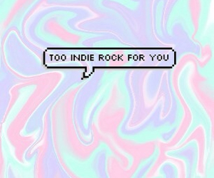 indie, rock, and background image