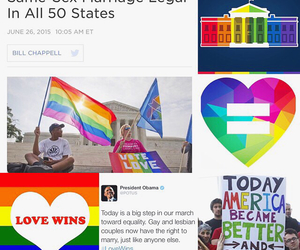 freedom, loveislove, and lovewins image
