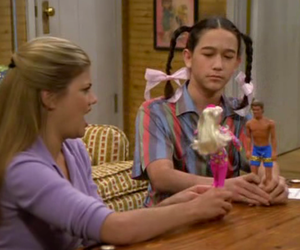 funny, 3rd Rock from the Sun, and barbie image