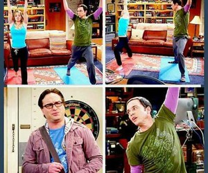 tbbt, penny, and yoga image