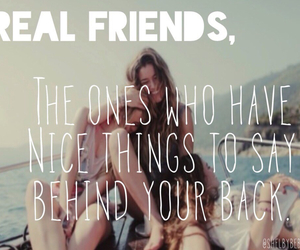 quote, girl, and friends image