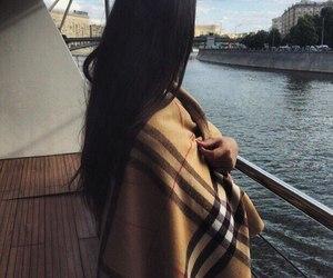 fashion, girl, and Burberry image