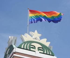starbucks, aesthetic, and equality image