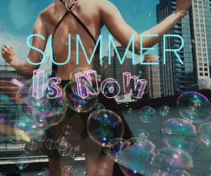 bubbles and summer image